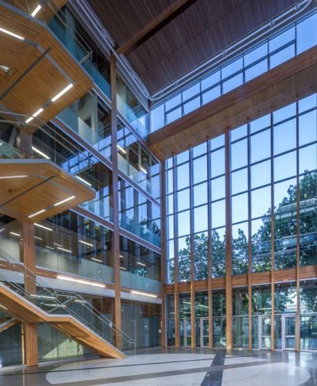 Earth Sciences Building (ESB)