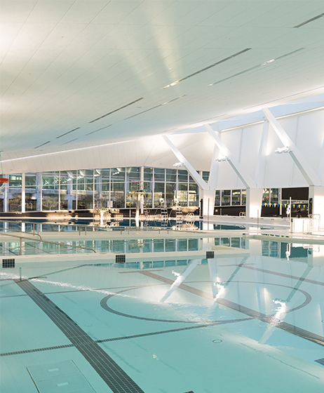 UBC Aquatic Centre