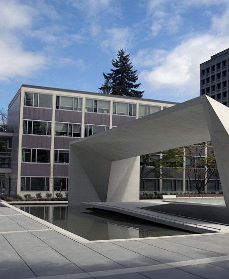 Buchanan Arts Buildings