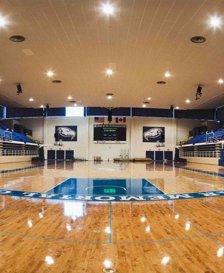 War Memorial Gymnasium